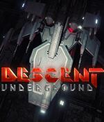 Descent: Underground Box Art