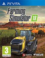 Farming Simulator 18 Box Art