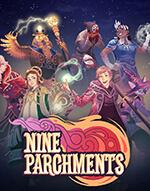 Nine Parchments Box Art