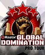 Razor Global Domination Pro Tour Box Art