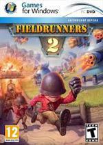 Fieldrunners 2 Box Art