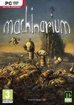 Machinarium Box Art
