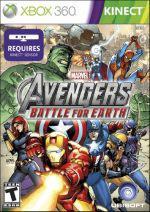 Marvel Avengers: Battle for Earth Box Art