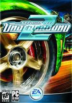 Need For Speed Underground 2 Box Art