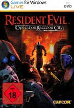 Resident Evil: Operation Raccoon City Box Art