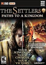 The Settlers 7: Paths to a Kingdom Box Art