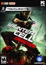 Tom Clancy's Splinter Cell: Conviction Box Art