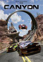 TrackMania 2 Canyon Box Art