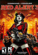 Command and Conquer: Red Alert 3 Box Art