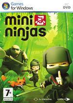 Mini Ninjas Box Art