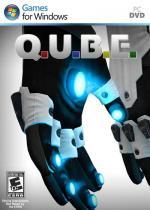 Q.U.B.E. Box Art