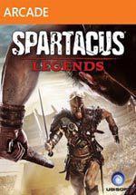 Spartacus Legends Box Art