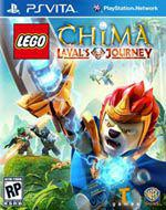 LEGO Legends of Chima: Laval's Journey Box Art