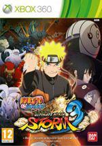 Naruto Shippuden: Ultimate Ninja Storm 3 Box Art