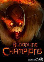 Bloodline Champions Box Art