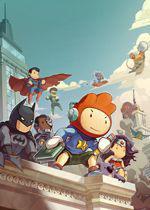 Scribblenauts Unmasked: A DC Comics Adventure Box Art
