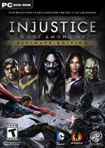 Injustice: Gods Among Us Ultimate Edition Box Art