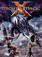 Might & Magic X: Legacy Box Art