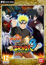 Naruto Shippuden: Ultimate Ninja Storm 3 Full Burst Box Art