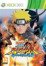 Naruto Shippuden: Ultimate Ninja Storm Generations Box Art