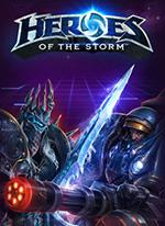 Heroes of the Storm Box Art