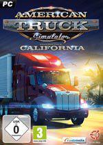 American Truck Simulator Box Art