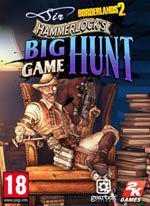 Borderlands 2: Sir Hammerlock's Big Game Hunt Box Art