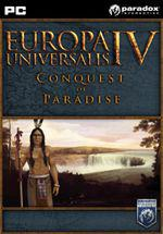 Europa Universalis 4: Conquest of Paradise Box Art