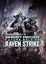 Tom Clancy's Ghost Recon: Future Soldier – Raven Strike Box Art