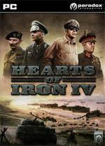 Hearts of Iron 4 Box Art