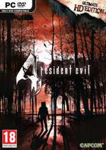 Resident Evil 4 Ultimate HD Edition Box Art