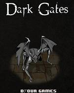 Dark Gates Box Art