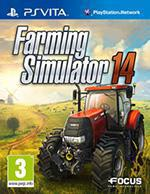 Farming Simulator 2014 Box Art
