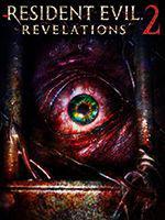 Resident Evil: Revelations 2 Box Art