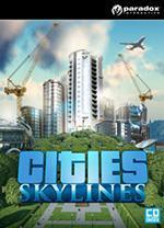 Cities: Skylines Box Art