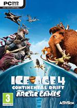 Ice Age: Continental Drift – Arctic Games Box Art