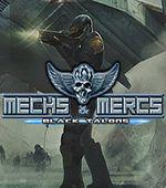 Mechs & Mercs: Black Talons Box Art