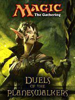 Magic: The Gathering – Duels of the Planeswalkers Box Art