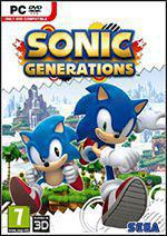 Sonic Generations Box Art