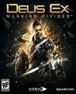 Deus Ex: Mankind Divided Box Art