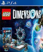LEGO Dimensions Box Art
