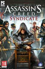 Assassin's Creed: Syndicate Box Art