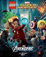 LEGO Marvel's Avengers Box Art