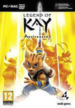 Legend of Kay Anniversary Box Art