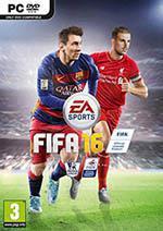 FIFA 16 Box Art