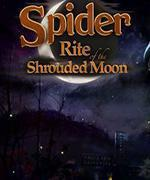 Spider: Rite of the Shrouded Moon Box Art