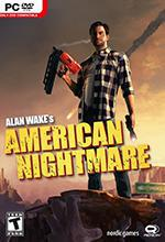 Alan Wake: American Nightmare Box Art