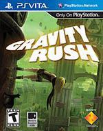 Gravity Rush Box Art