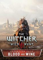 The Witcher 3: Blood and Wine Box Art