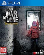 This War of Mine: The Little Ones Box Art